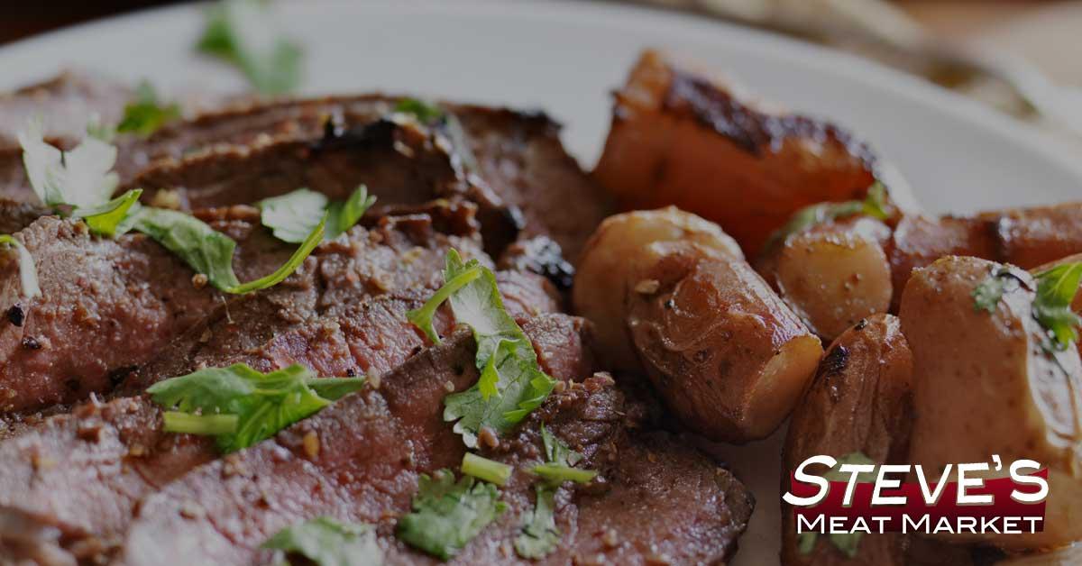 Monthly stock up special steves meat market de soto ks for Steve s garden market