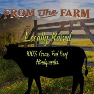 Grass fed Beef Hindquarter