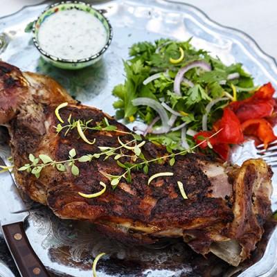Lamb Shoulder Roast